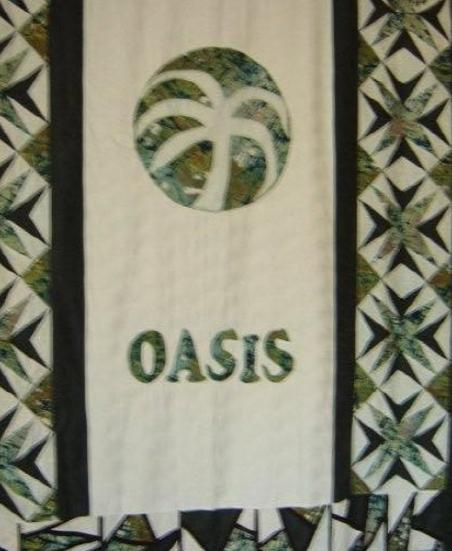 Oasis quilt