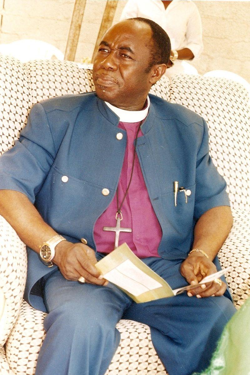 Bishop Benjamin Kwashi